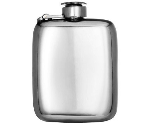 Wentworth Pewter Flask