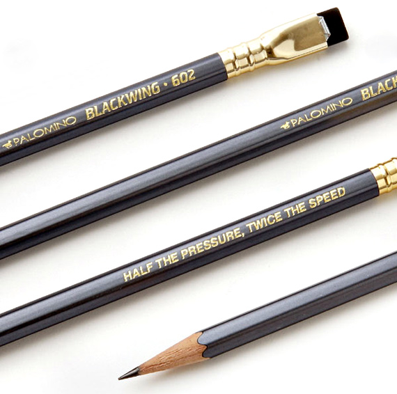 palomino blackwing 602 pencils