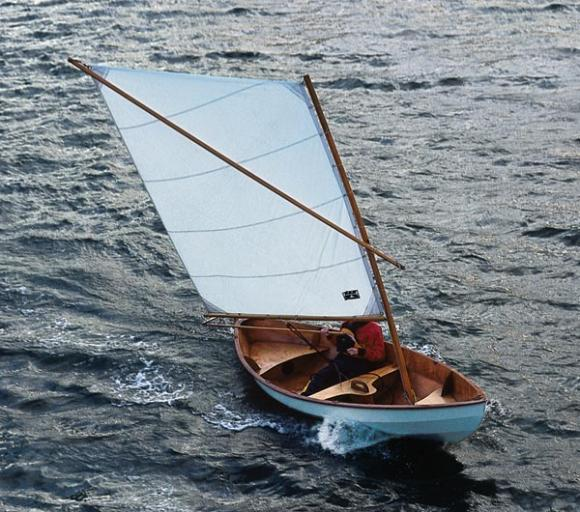 Chesapeake Light Craft Skerry 15-fott