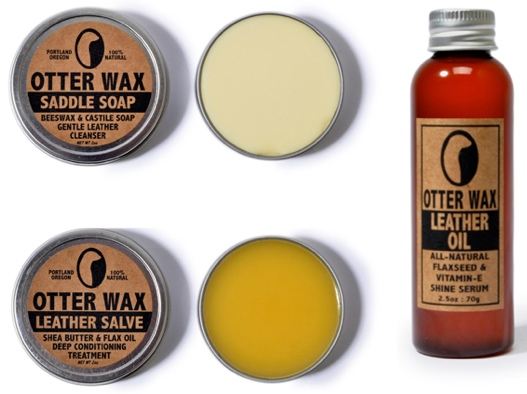 Otter Wax Leather Care Sampler