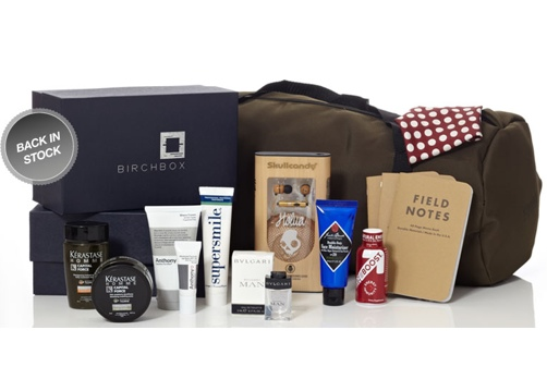 Limited Edition Birchbox Man