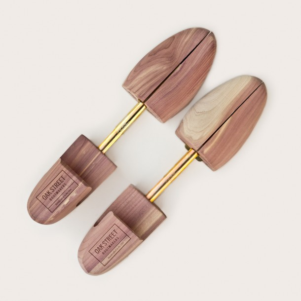 Oak Street Bootmakers Aromatic Cedar Shoe Trees