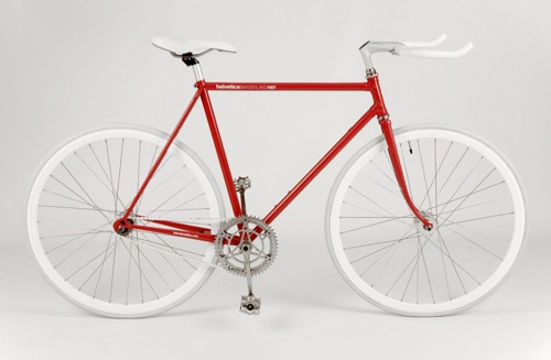 Fixed-gear Bike