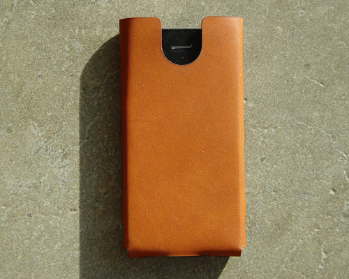 Tuch for iPhone 4 - Wallet