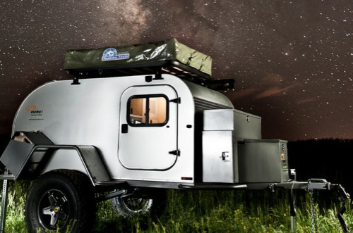 Moby1 XTR Series Expedition Trailer