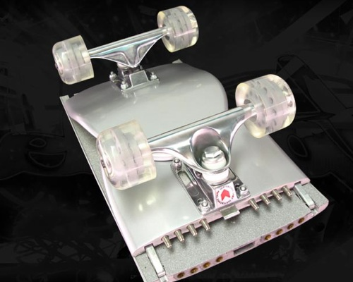 Snap Foldable Skateboard