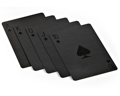 Alexander Wang Playing Cards