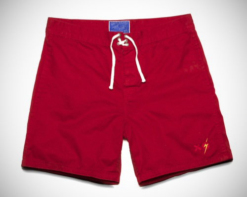 Lightning Bolt Board Shorts