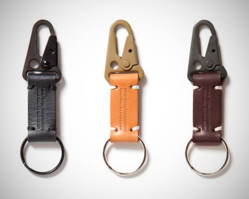 Apolis Key Chain