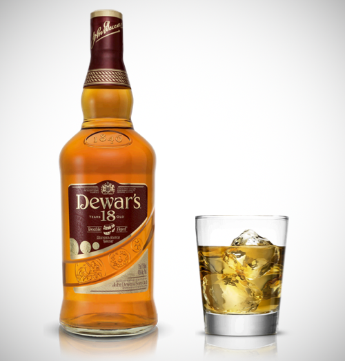 Dewars 18 Blended Scotch Whisky
