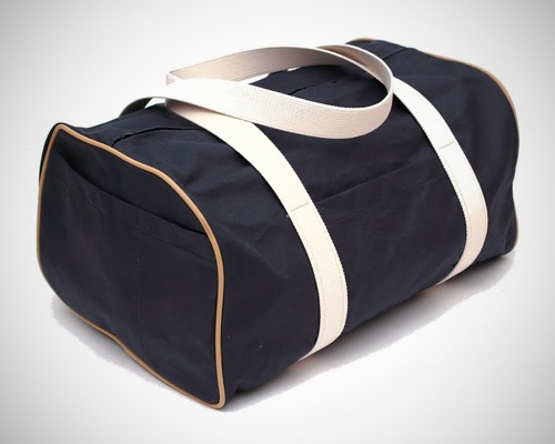 Wharf Army Duck Canvas Duffel